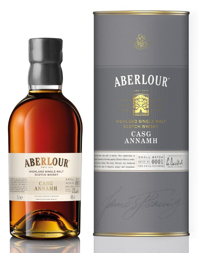 Aberlour Casg Annamh, batch #001