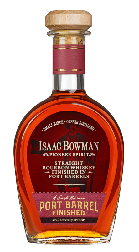Isaac Bowman Port Barrel Finished