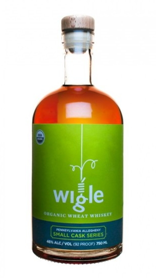 Wigle Organic Wheat Whiskey
