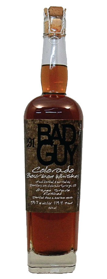 291 Bad Guy Bourbon