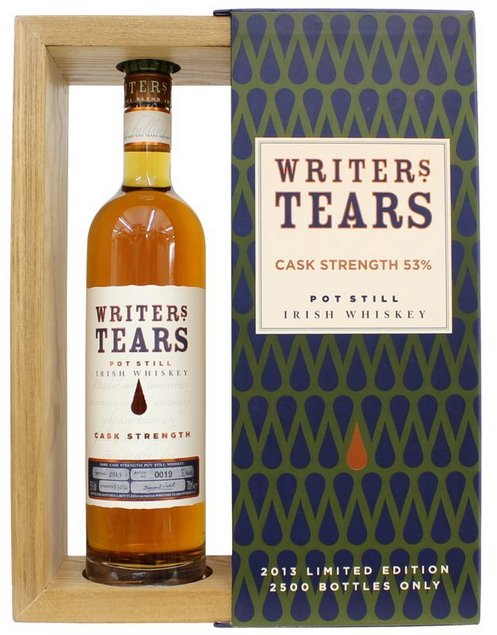 Writers' Tears Cask Strength 2013