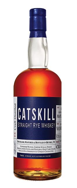 Catskill Straight Rye Whiskey