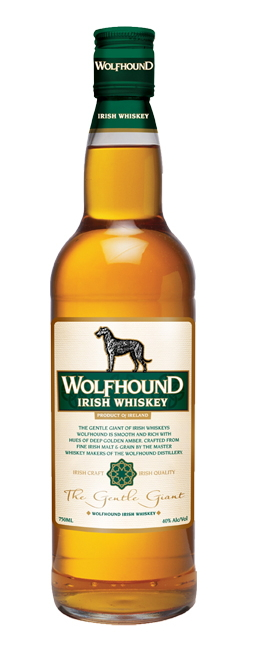 Wolfhound Irish Whiskey
