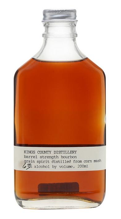 Kings County Barrel Strength Bourbon