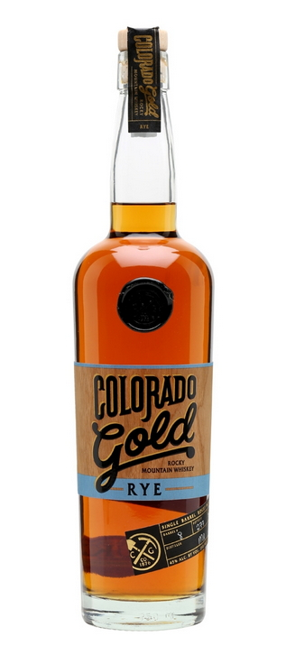 Colorado Gold Rye