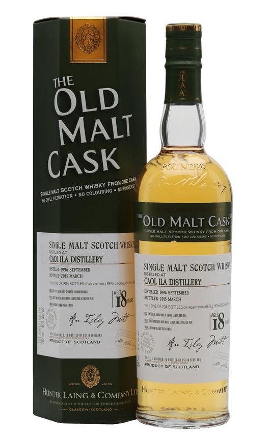 Caol Ila 1996 (HL Old Malt Cask)