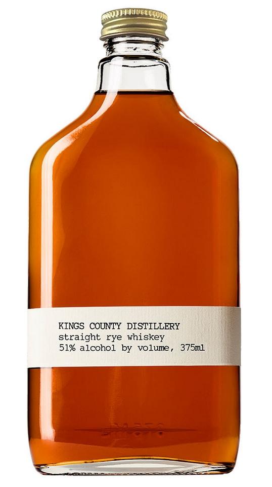 Kings County Straight Rye Whiskey