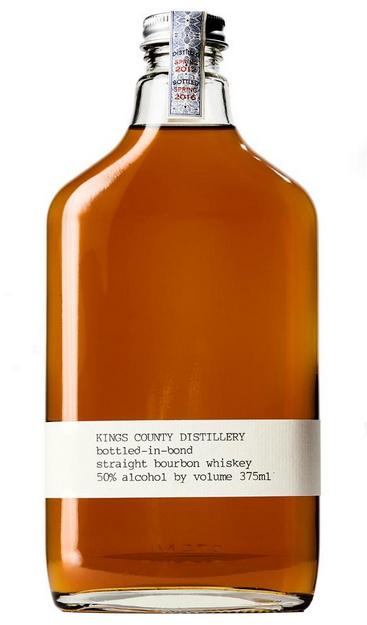 Kings County Bottled in Bond