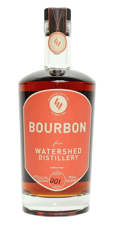 Watershed Bourbon (47%)