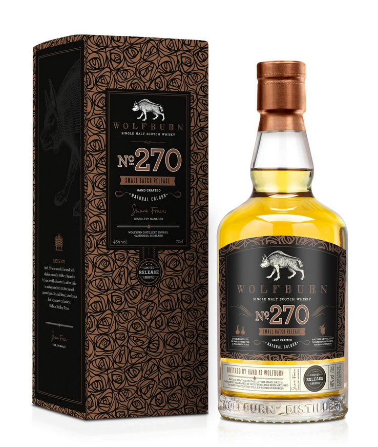 Wolfburn Small Batch Release No. 270