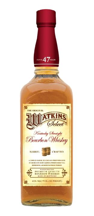 Watkins Select Bourbon Whiskey