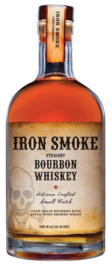 Iron Smoke Straight Bourbon Whiskey