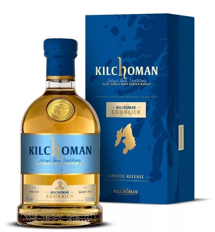 Kilchoman Comraich, Batch No.1