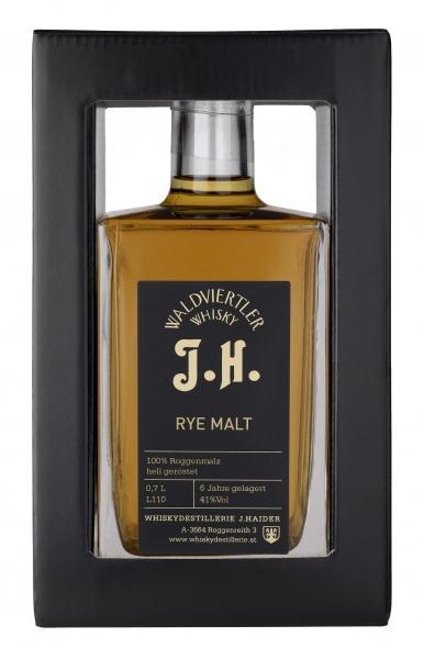 Waldviertler J.H. Rye Malt