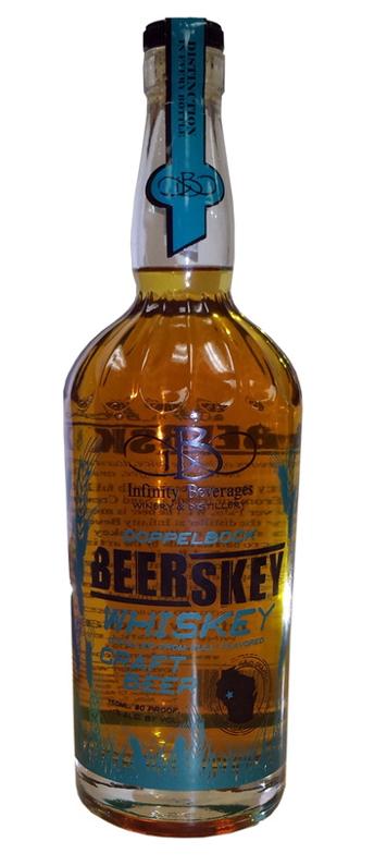 Infinity Beverages Doppelbock Beerskey