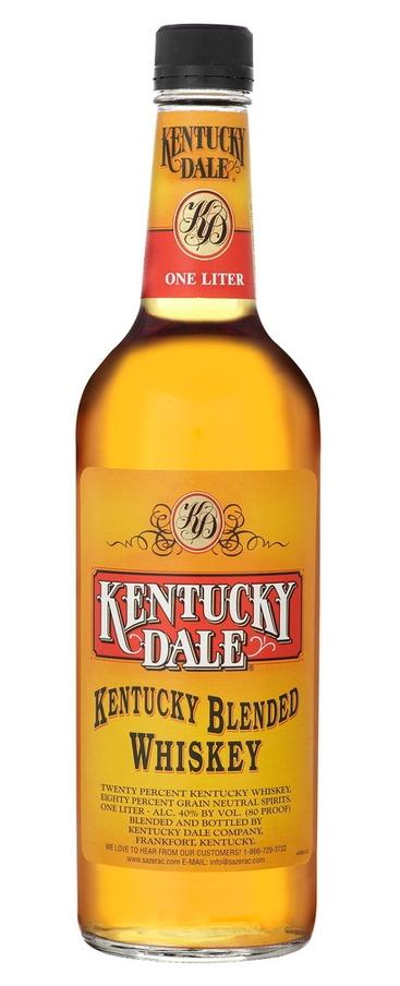Kentucky Dale Blended Whiskey