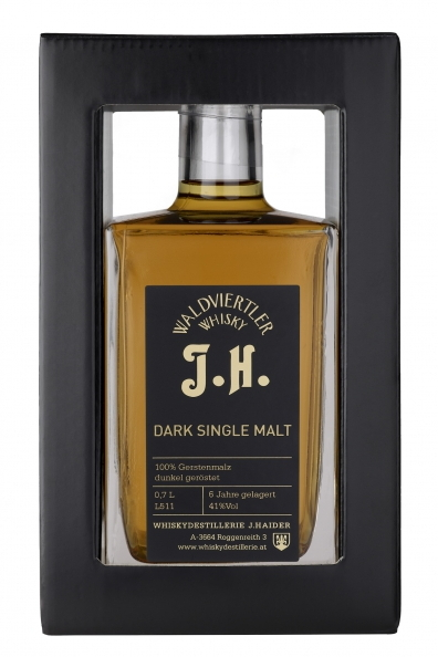 Waldviertler J.H. Dark Single Malt