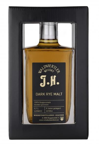 Waldviertler J.H. Dark Rye Malt