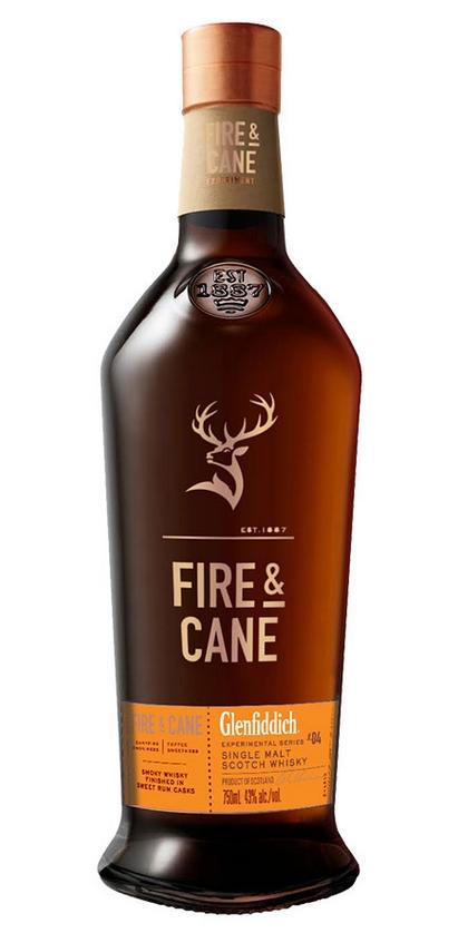 Glenfiddich Experimental Series #4 Fire & Cane