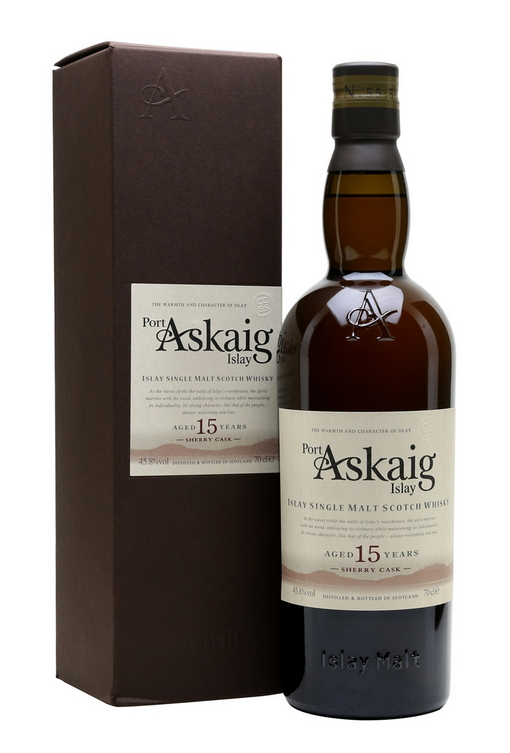 Port Askaig 15 Year Old Sherry Cask