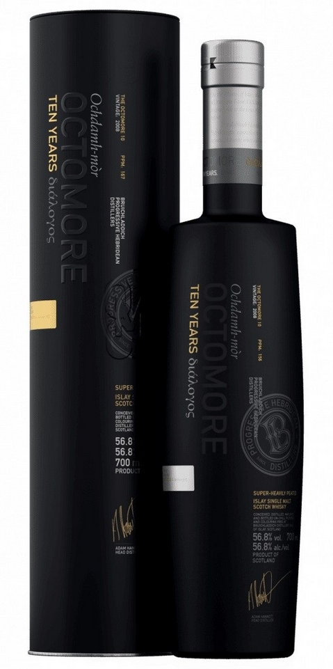 Octomore 10 Year Old Dialogos