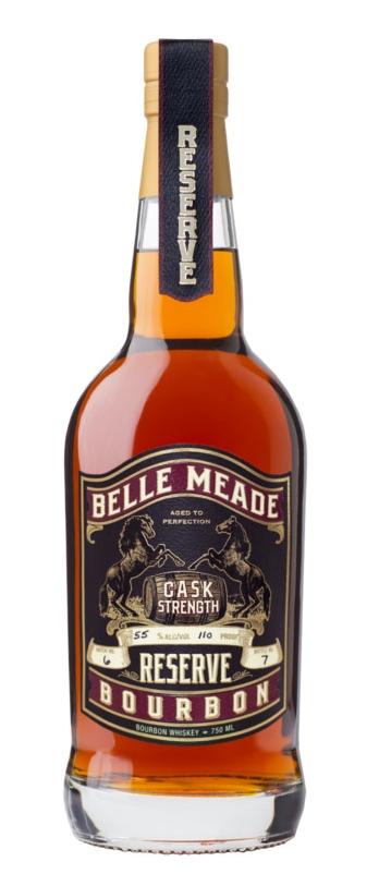 Belle Meade Reserve Cask Strength