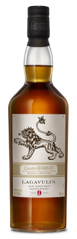 Lagavulin 09 Year Old – House Lannister