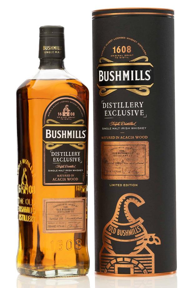 Bushmills Distillery Exclusive