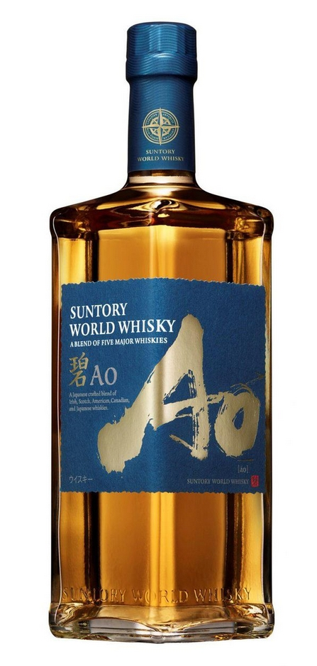 Suntory World Whisky Ao