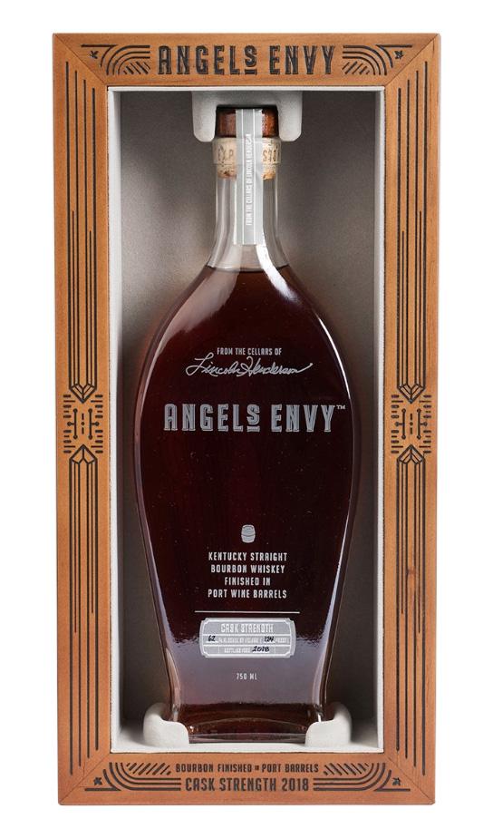 Angel's Envy Cask Strength 2018