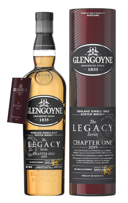 Glengoyne Legacy Series, Chapter One