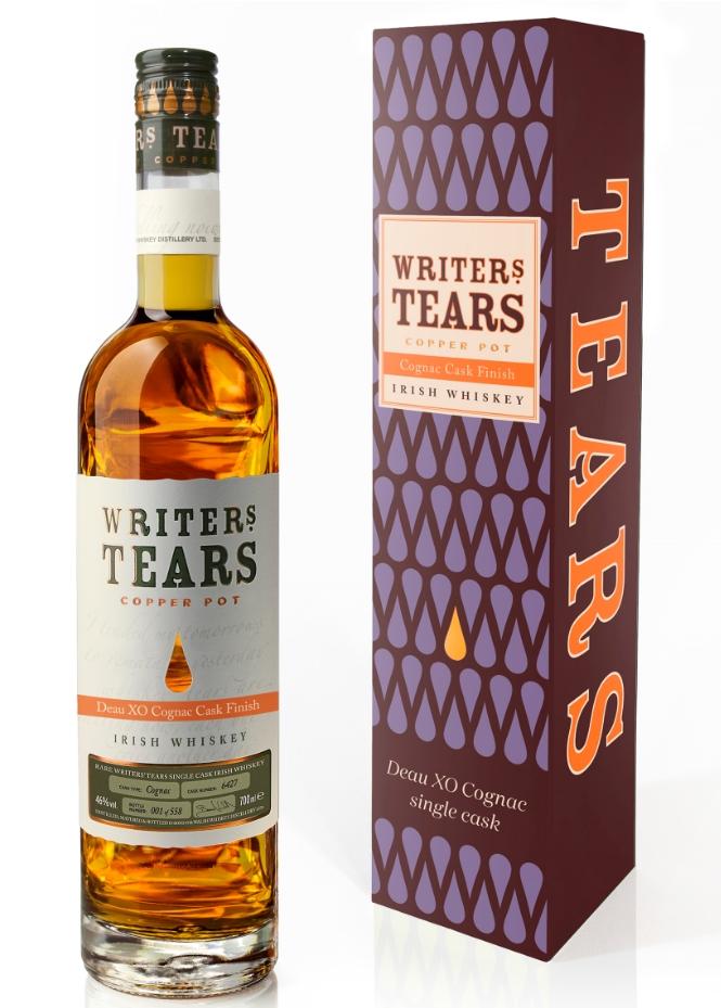 Writers' Tears Copper Pot Cognac Cask Finish