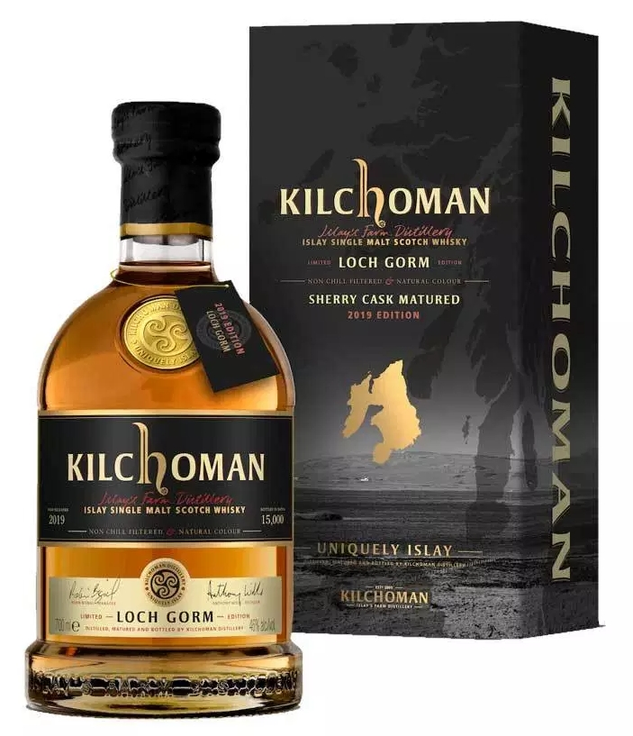Kilchoman Loch Gorm 2019