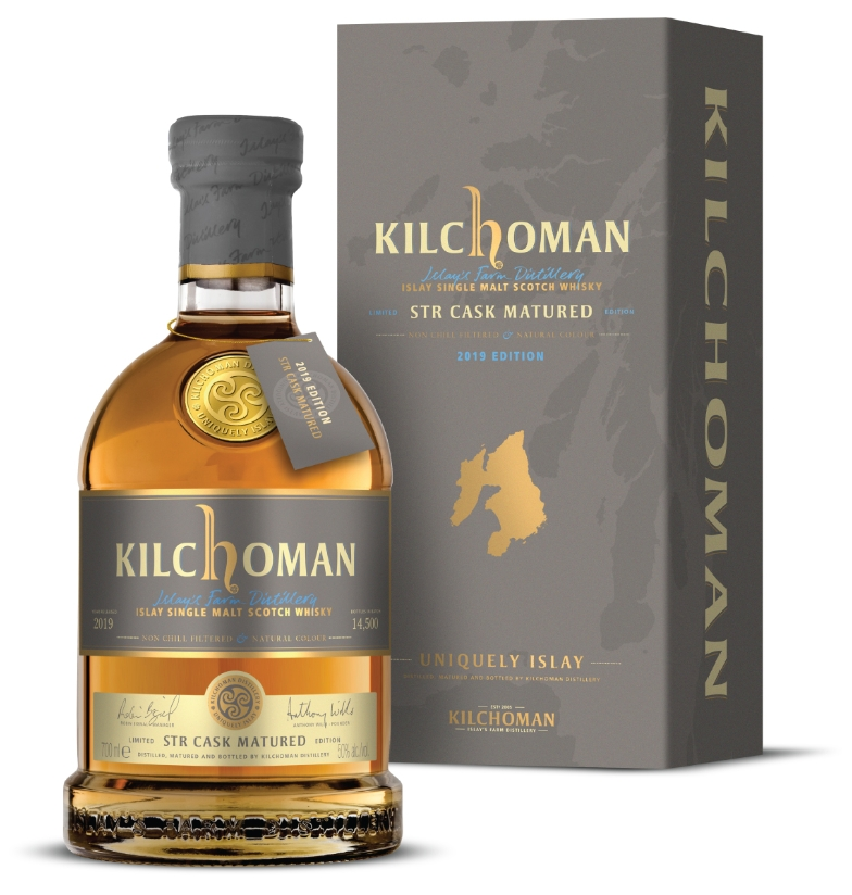 Kilchoman STR Cask Matured 2019