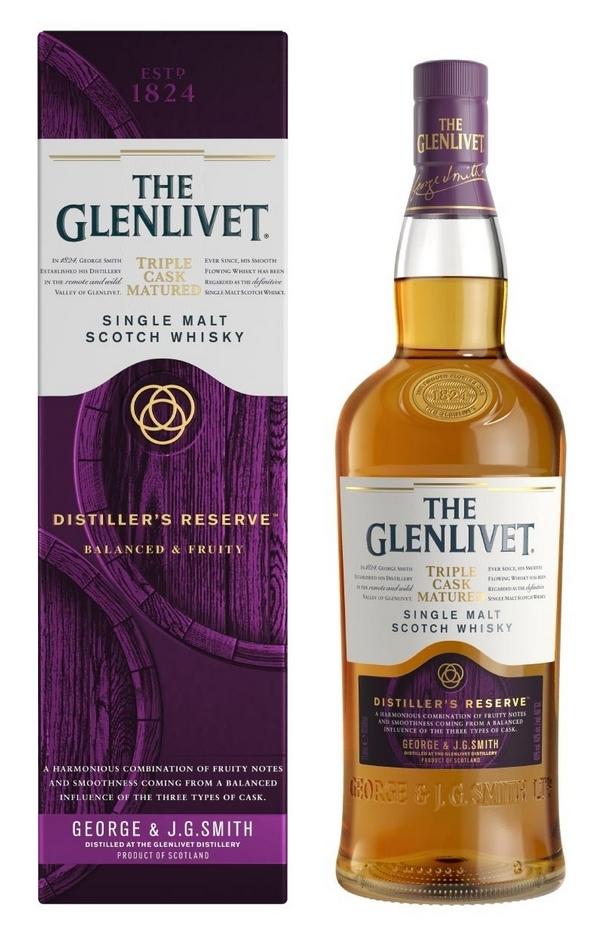 Glenlivet Triple Cask Matured – Distiller's Reserve