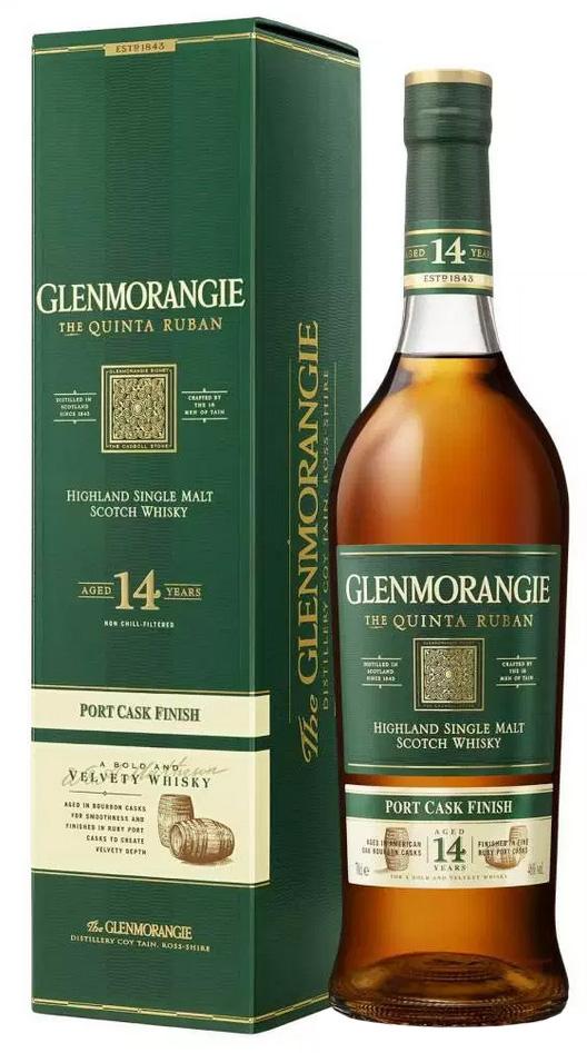 Glenmorangie Quinta Ruban 14 Year Old