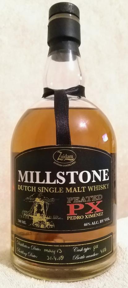 Millstone 2013 Peated PX