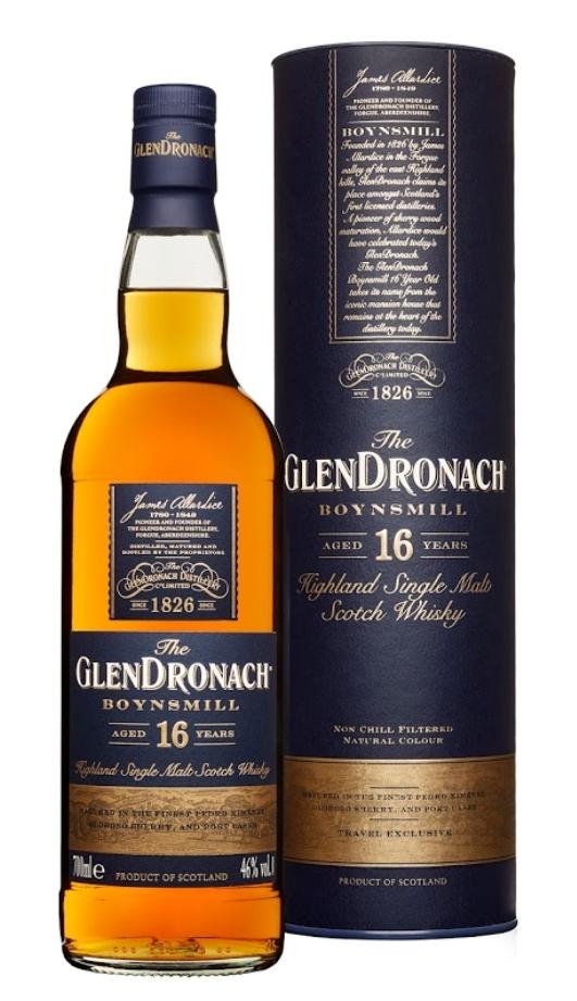 Glendronach 16 Year Old Boynsmill