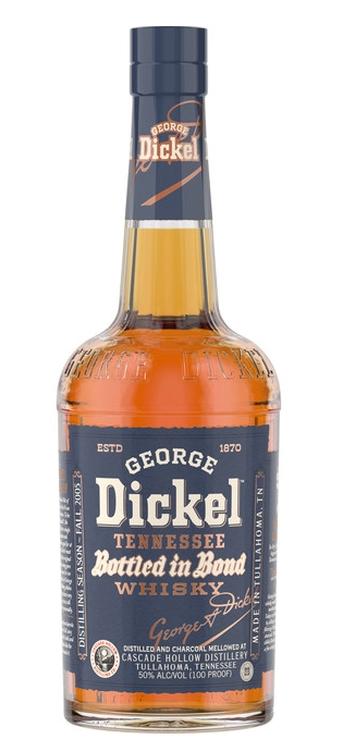George Dickel Bottled in Bond