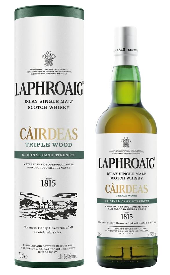 Laphroaig Cairdeas Feis Ile 2019