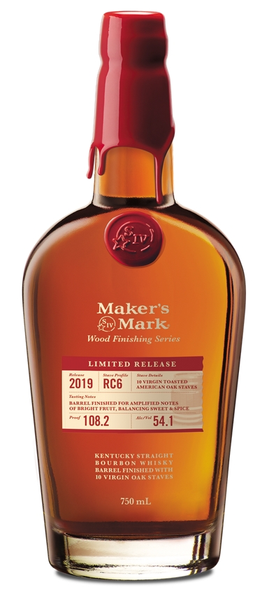 Maker's Mark Wood Finishing Series RC6