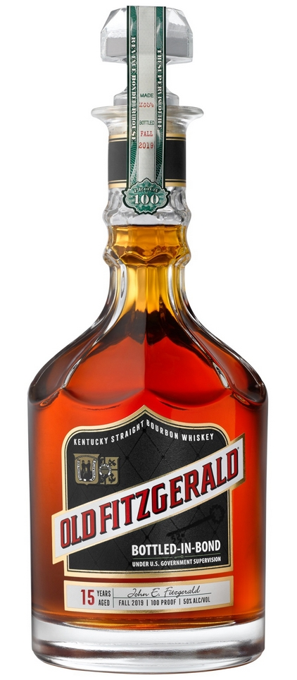 Old Fitzgerald Bottled in Bond 15 Year Old