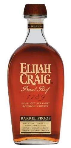 Elijah Craig Small Batch Barrel Proof, B520