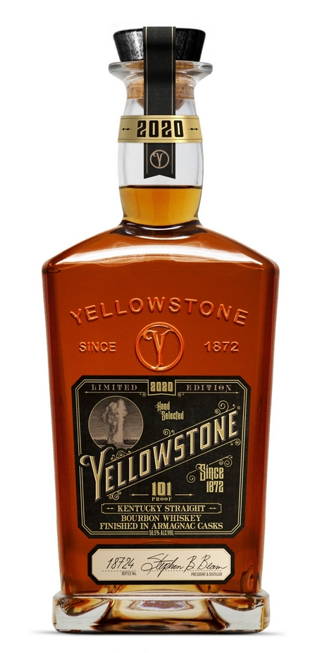 Yellowstone Limited Edition 2020