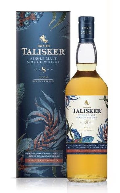 Talisker 08 Year Old Special Releases 2020