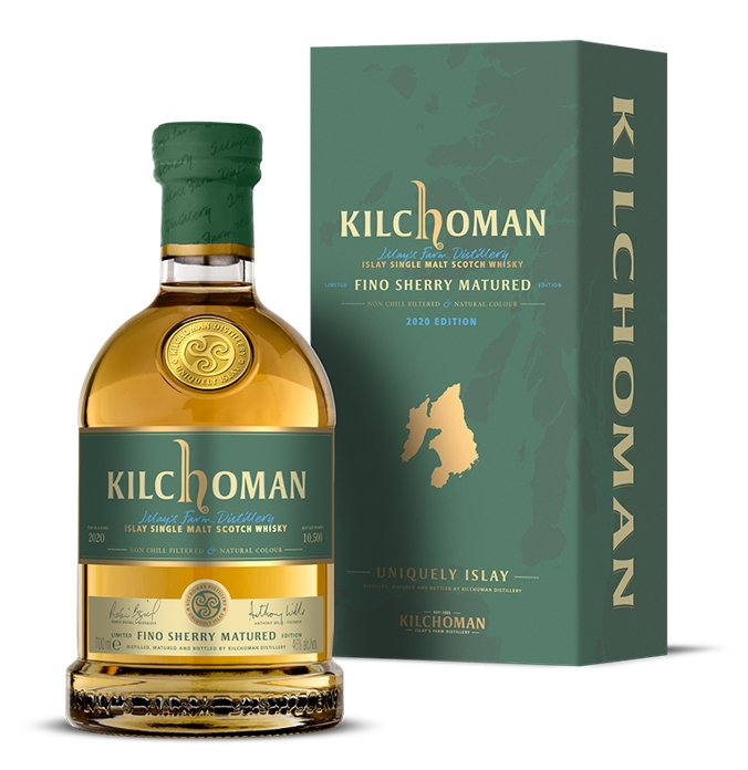 Kilchoman Fino Sherry Matured