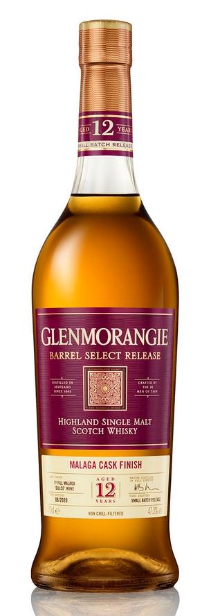 Glenmorangie 12 Year Old Malaga Cask Finish