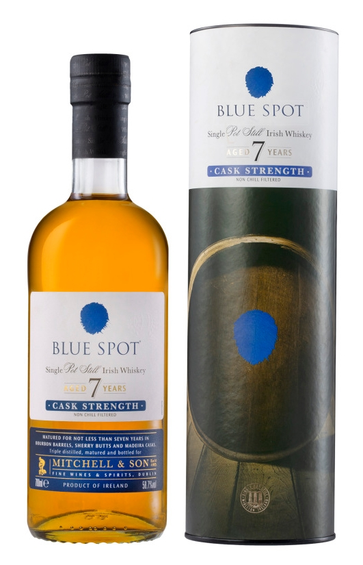 Blue Spot 7 Year Old Cask Strength